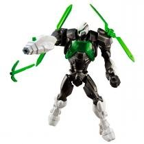 Boneco Max Steel e Vilões Articulado Figura Especial Mattel - Mattel