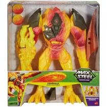 Boneco Max Steel Elementor Armadura De Metal Fdt72 Mattel -