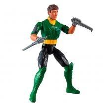 Boneco Max Steel Max Ataque na Selva - Mattel - Mattel