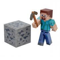 Boneco Minecraft com Acessórios (Sortimento Variado) - BR144 - Multikids