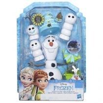 Boneco Olaf Frozen Fever com Acessórios  - Hasbro