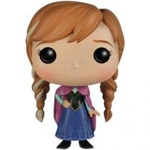 Boneco Pop - Disney Frozen Anna - Funko