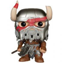Boneco Pop Games - The Elder Scrolls Nord - Funko