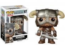 Boneco Pop Games - The Elder Scrolls V Skyrim - Dovahkiin Funko