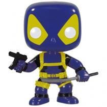 Boneco Pop Marvel X-Men Deadpool - Funko