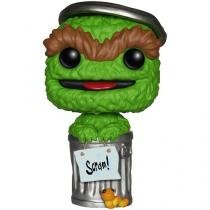 Boneco Pop - Sesame Street Oscar The Grouch - Funko