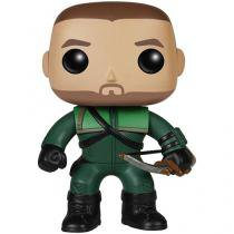 Boneco Pop Television - Arrow Oliver Queen  - Funko