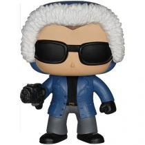 Boneco Pop Television - The Flash Captain Cold  - Funko