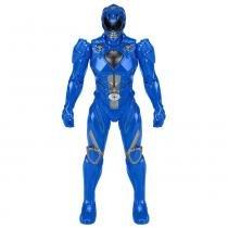 Boneco Power Rangers Articulado O Filme Azul Sunny 1258 - Sunny