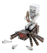 Boneco Spider Jockey Minecraft - BR152 - Minecraft