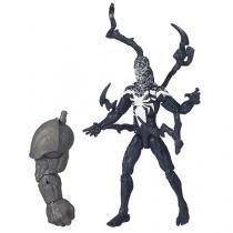 Boneco Spider-Man Infinite Legends Superior Venom - com Acessórios - Hasbro
