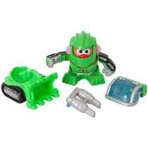 Boneco Sr. Cabeça de Batata - Boulder O Robô Construtor com Acessórios Hasbro