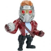 Boneco Star Lord Metals Guardians Of Galaxy - DTC