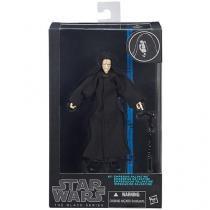 Boneco Star Wars Black Series Imperador Palpatine - com Mecanismo Hasbro