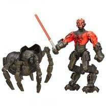 Boneco Star Wars Hero Mashers Deluxe Episódio VII - Darth Maul With Gear -  Hasbro - a0caefe97a0