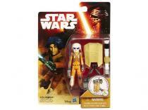 Boneco Star Wars Missão no Deserto Ezra Bridger - com Acessório - Hasbro