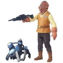 Boneco Star Wars - O Despertar da Força - Admiral Ackbar Hasbro
