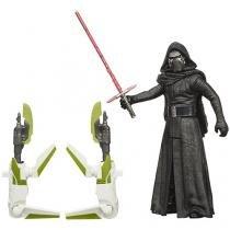 Boneco Star Wars O Despertar da Força Kylo Ren - com Acessório - Hasbro