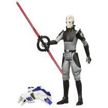 Boneco Star Wars O Inquisidor com Acessório - Hasbro