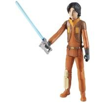 Boneco Star Wars Rebels Ezra Bridger Hero A0865 Hasbro - Hasbro