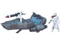 Boneco Star Wars Snowspeeder  - com Acessórios Hasbro