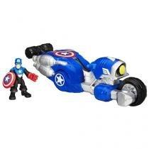Boneco Super Hero Adventures com Acessórios - Hasbro
