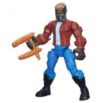 Boneco Super Hero Marvel Mashers Star Lord - Hasbro - Marvel