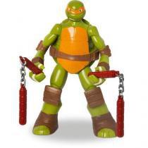 Boneco tartarugas ninja gigante michelangelo mimo 701 - Mimo