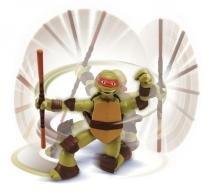 Boneco Tartarugas Ninjas Action Multikids - Raphael - BR286 - TMNT