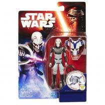 Boneco The Inquisitor Star Wars EPVII Jungle Hasbro 9cm - Hasbro