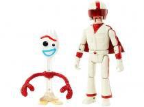 Boneco Toy Story Forky  Duke Caboom - com Acessórios Mattel
