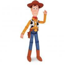 Boneco Toy Story Woody com Som - Toyng -