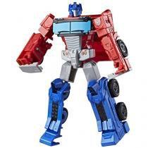 Boneco Transformers Autobot Optimus Prime - 18cm Hasbro