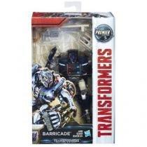 Boneco Transformers Barricade C1321 Hasbro -