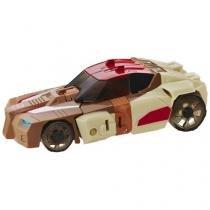 Boneco Transformers Generations Deluxe - Titans Return - Autobot Stylor e Chromedome Hasbro