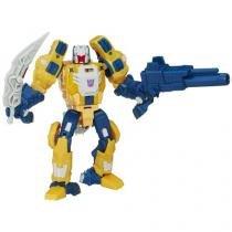 Boneco Transformers Generations Deluxe - Titans Return - Monxo e Wolfwire - Hasbro