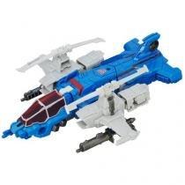 Boneco Transformers Generations Deluxe - Titans Return - Xort e Highbrow - Hasbro
