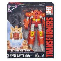Boneco transformers generations voyager return autobot e sentinel prime hasbro b7769/ 6459 11707 - Hasbro