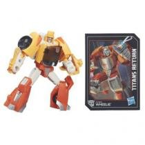 Boneco Transformers Legends Titan Return - Wheelie - Hasbro -