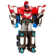 Boneco Transformers Rid Mega 3 Step Optimus Prime B1564 - Hasbro - Hasbro