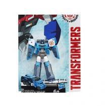 Boneco transformers rid warriors optmus prime hasbro b0070 10800 - Hasbro