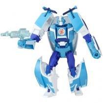 Boneco Transformers Robots in Disguise - Combiner Force Blurr Hasbro