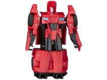 Boneco Transformers Robots in Disguise - Combiner Force Sideswipe 15,2cm Hasbro