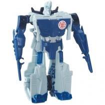Boneco Transformers Robots in Disguise - Combiner Force - Sideswipe Hasbro