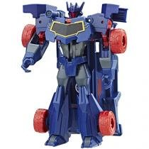 Boneco Transformers Robots in Disguise - Combiner Force Soundwave 15,2cm Hasbro