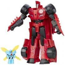 Boneco Transformers Robots in Disguise - Mini-Con Windstrike Hasbro