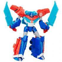 Boneco Transformers Robots in Disguise - Optimus Prime Combiner Force Hasbro