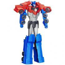 Boneco Transformers Robots in Disguise - Optimus Prime Hasbro