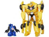 Boneco Transformers Robots in Disguise - Stuntwing e Bumblebee Hasbro