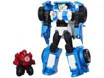 Boneco Transformers Robots in Disguise - Trickout e Strongarm Hasbro